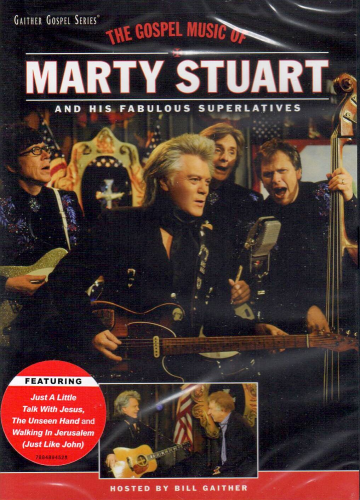 STUART, MARTY - The Gospel Music Of
