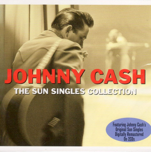 CASH, JOHNNY - The Sun Singles Collection