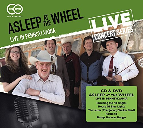 ASLEEP AT THE WHEEL - Live In Pennsylvania