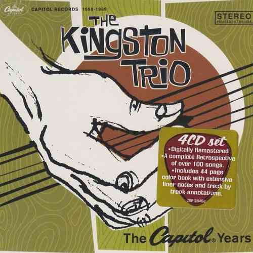 KINGSTON TRIO, THE - The Capitol Years