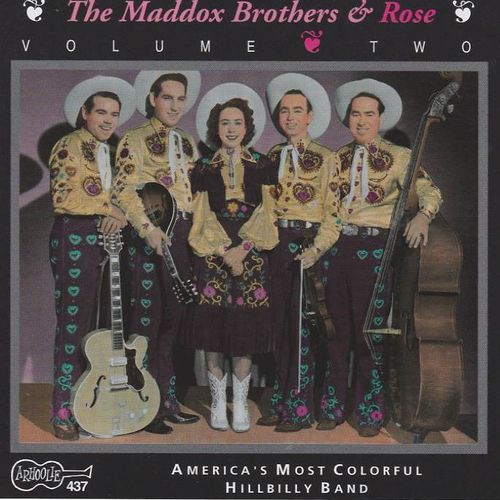 MADDOX BROTHERS, THE & ROSE - Vol. 2
