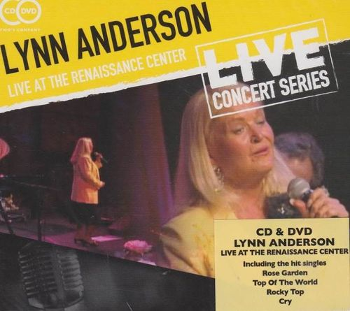 ANDERSON, LYNN - Live At The Renaissance Center