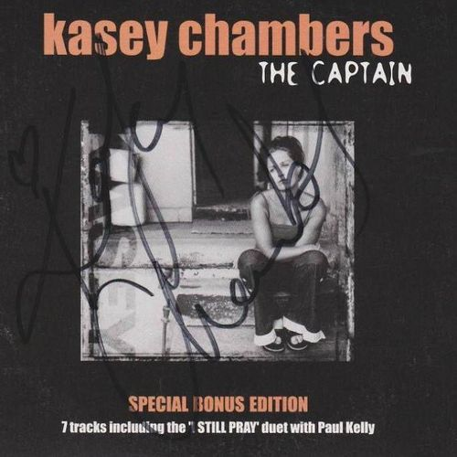 CHAMBERS, KASEY - The Captain