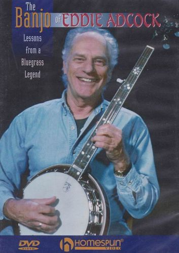 ADCOCK, EDDIE - The Banjo Of Eddie Adcock