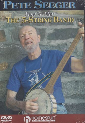 SEEGER, PETE - How To Play The 5-String Banjo