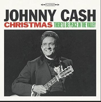 CASH, JOHNNY - There'll Be Peace In The Valley