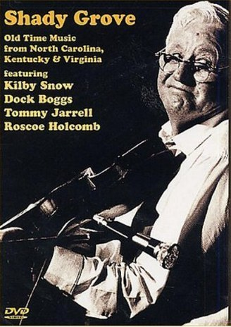 VARIOUS ARTISTS - Shady Grove-Old Time Music From North Carolina, Kentucky & Virginia