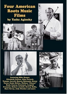 VARIOUS ARTISTS - Four American Roots Music Films
