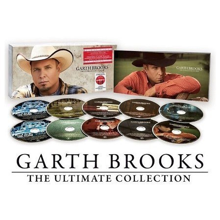 BROOKS, GARTH - The Ultimate Collection