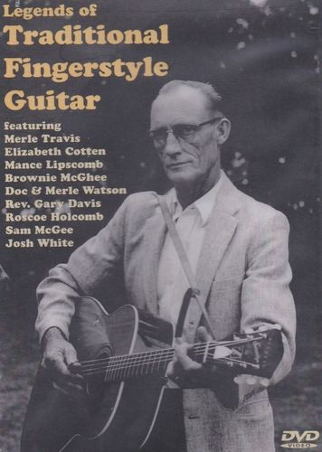 VARIOUS ARTISTS - Legends Of Traditional Fingerstyle Guitar