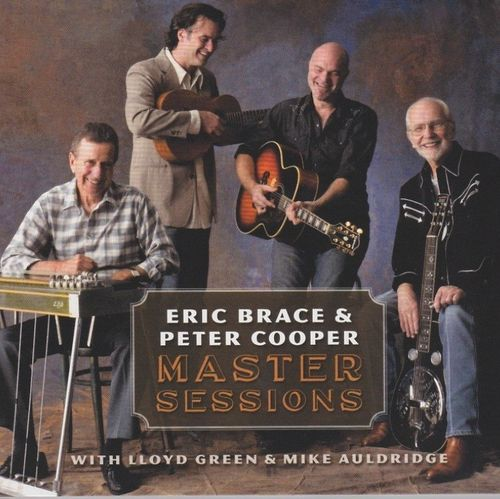BRACE, ERIC & PETER COOPER - Master Sessions