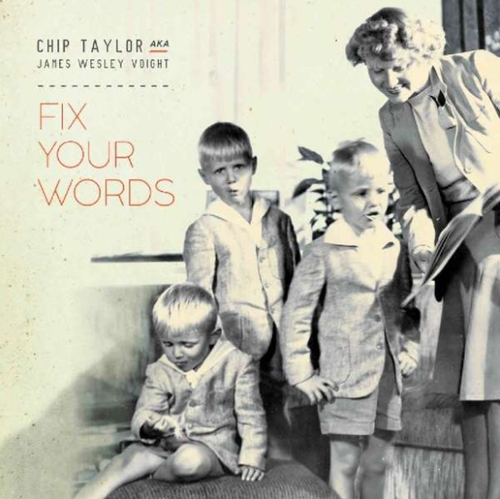 TAYLOR, CHIP - Fix Your Words