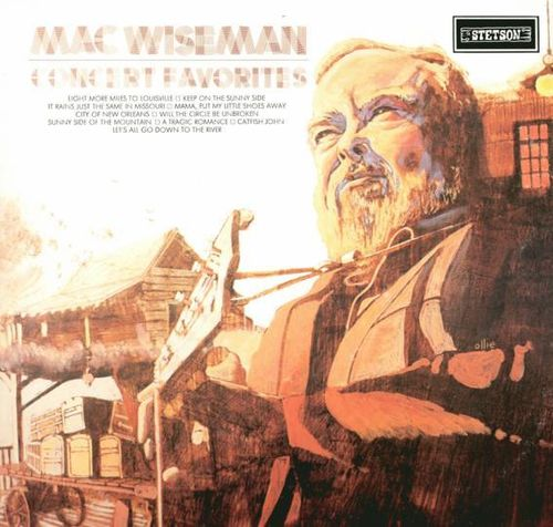 WISEMAN, MAC - Concert Favorites