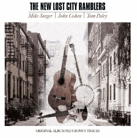 NEW LOST CITY RAMBLERS, THE - New Lost City Ramblers