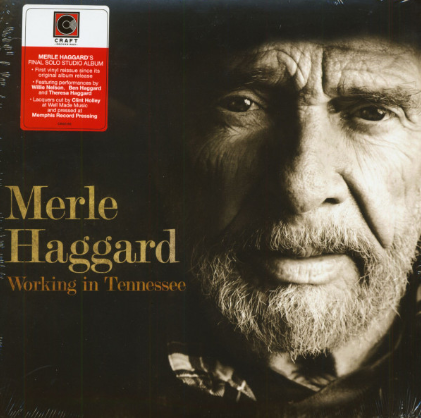 HAGGARD, MERLE - Working In Tennessee