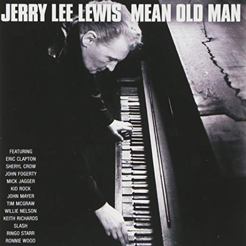 LEWIS, JERRY LEE - Mean Old Man