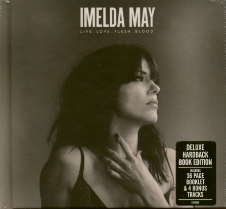 MAY, IMELDA ‎- Life. Love. Flesh. Blood (Limited Deluxe Edition)