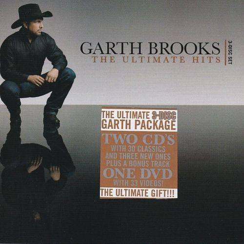 BROOKS, GARTH - The Ultimate Hits