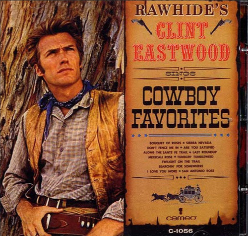 EASTWOOD, CLINT - Sings Cowboy Favorites +