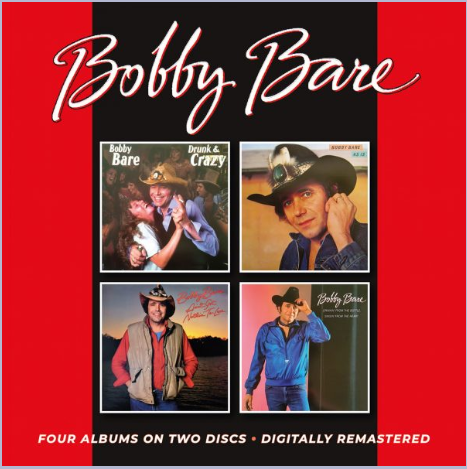 BARE, BOBBY - Drunk & Crazy + As Is + Ain't Got Nothin' To Lose + Drinkin' From The Bottle, Singin'