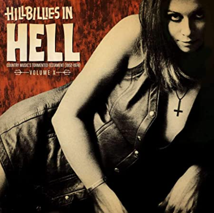 VARIOUS ARTISTS - Hillbillies In Hell Vol.10