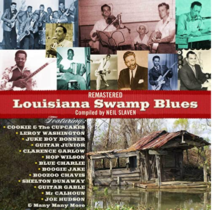 VARIOUS ARTISTS - Louisiana Swamp Blues