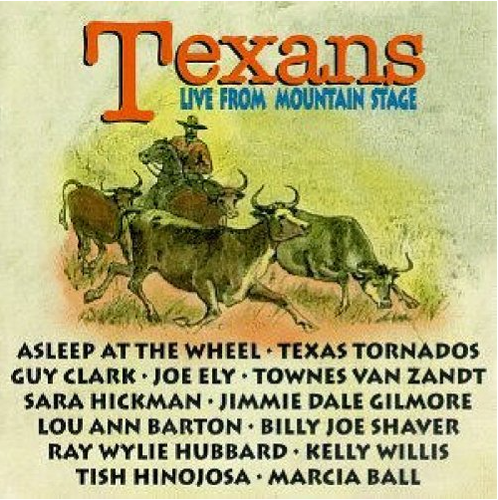 VARIOUS ARTISTS - Texans: Live At Mountain Stage